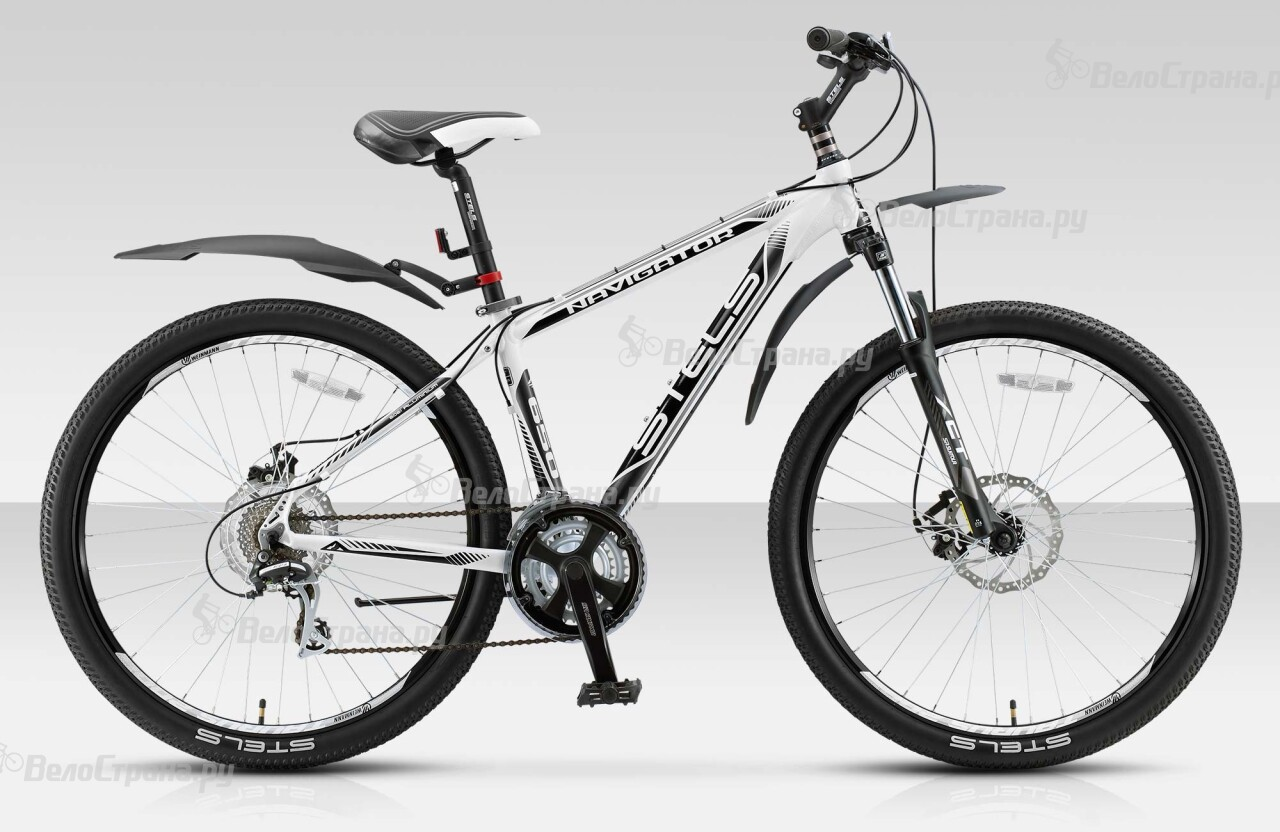 Велосипед Stels Navigator 650 MD 27.5 (2015) велосипед stels navigator 850 md 2016