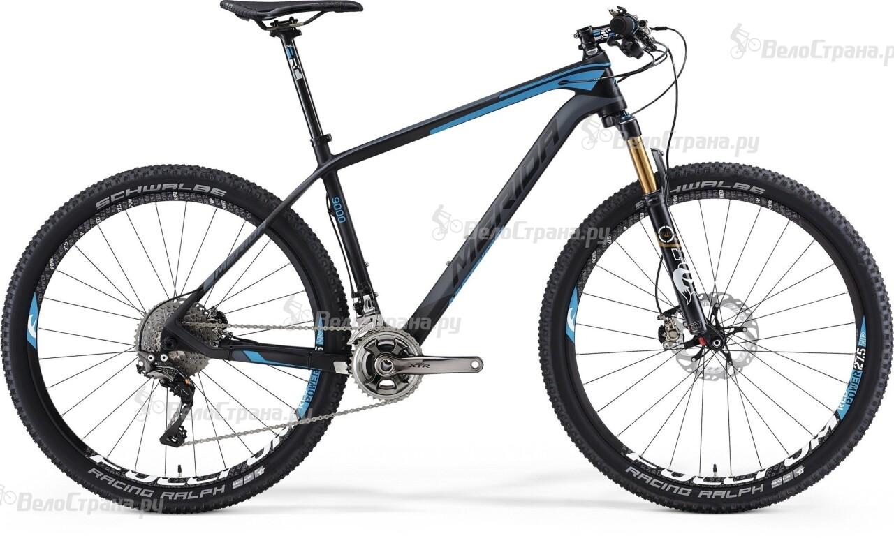 Велосипед Merida BIG.SEVEN 9000 (2015)