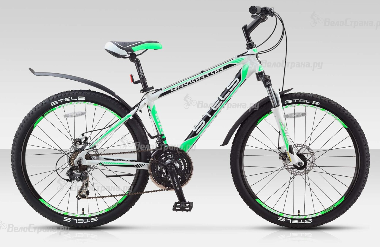 Велосипед Stels Navigator 610 MD (2015) велосипед stels navigator 610 md 27 5 v030 2017