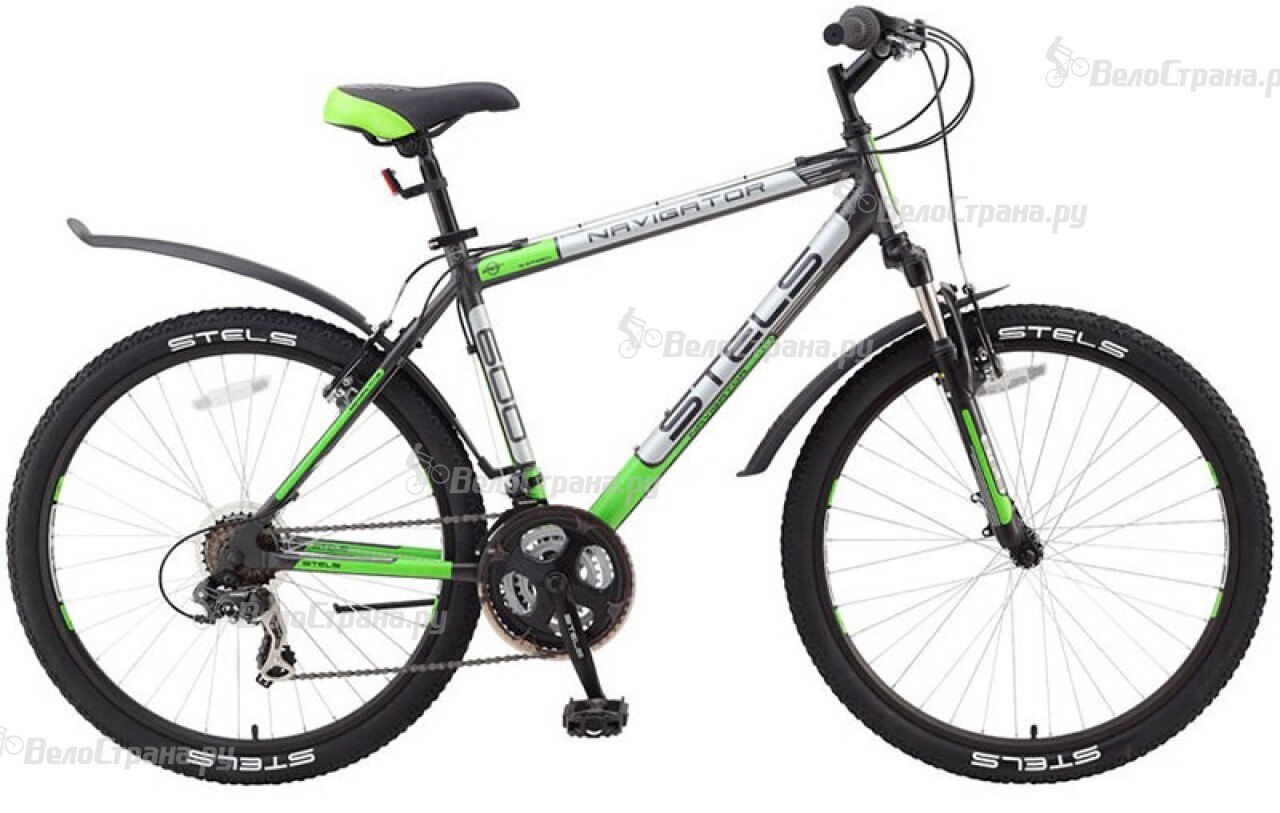 Велосипед Stels Navigator 600 V (2016) велосипед stels navigator 450 v 2016