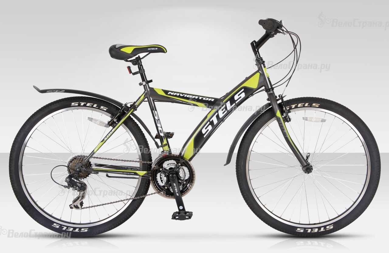 Велосипед Stels Navigator 530 V (2015) велосипед stels navigator 150 3sp 2016