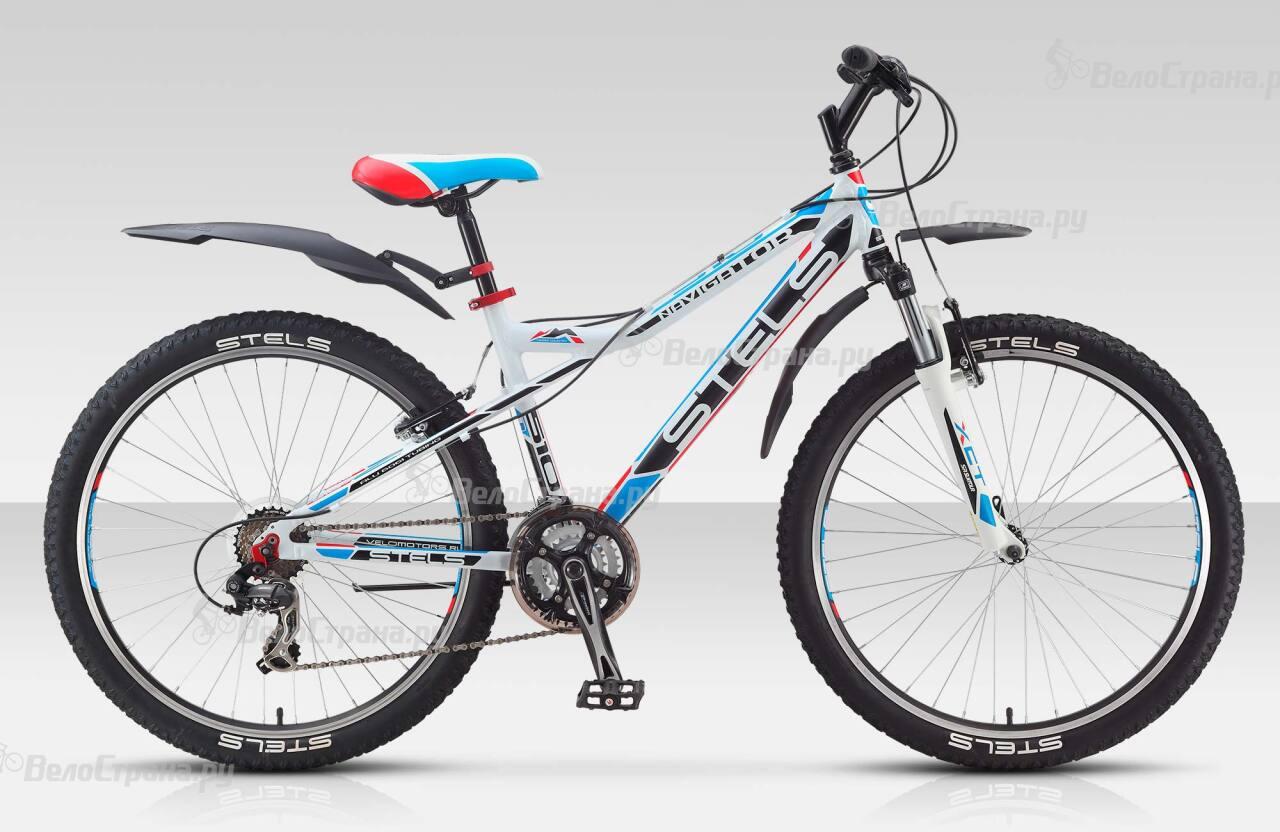 Велосипед Stels Navigator 510 V (2016) велосипед stels navigator 150 3sp 2016