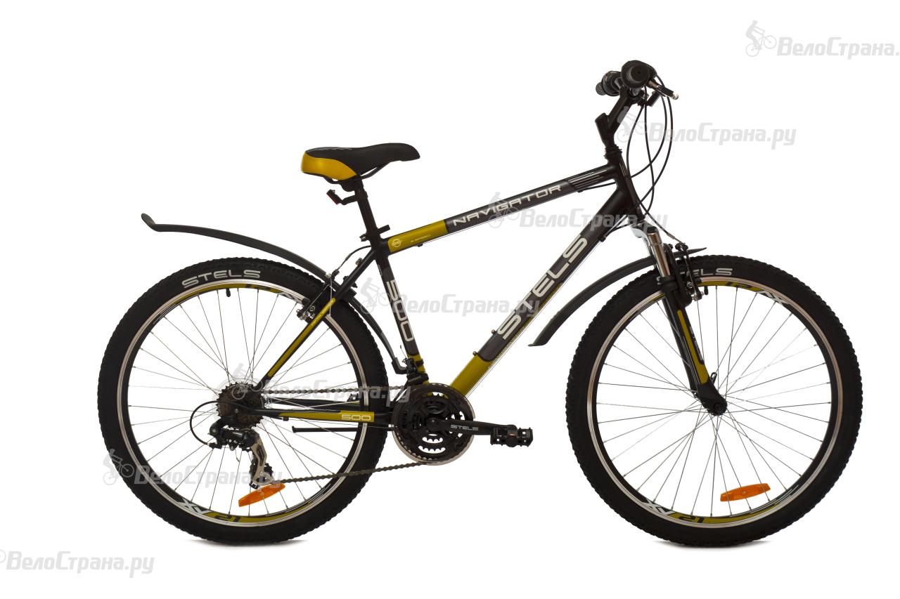 Велосипед Stels Navigator 500 V (2016) велосипед stels navigator 530 v 2017
