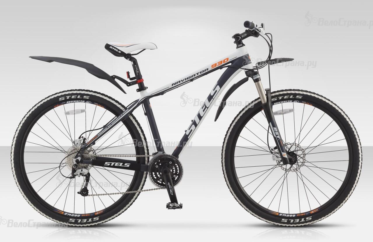 Велосипед Stels Navigator 930 D (2015) велосипед stels navigator 600 v 2015