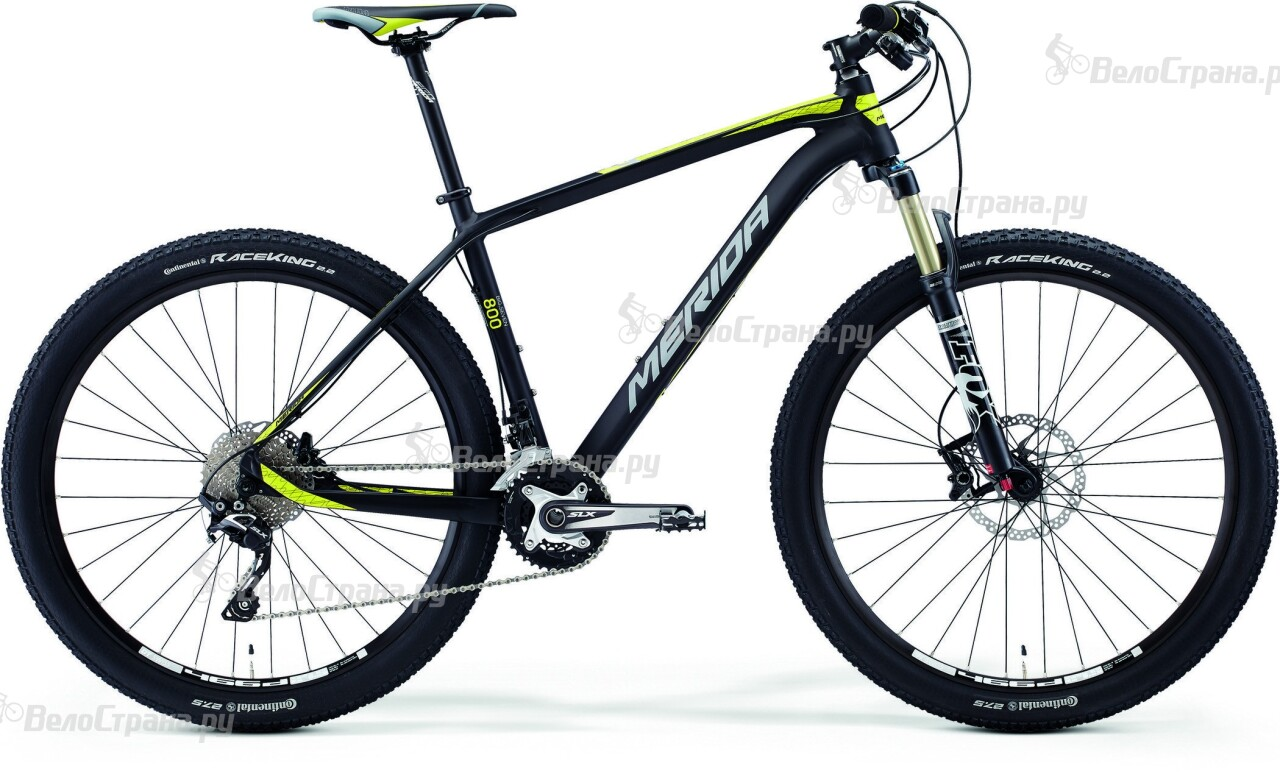 Велосипед Merida BIG.SEVEN 800 (2015) merida bigseven 800 27 5