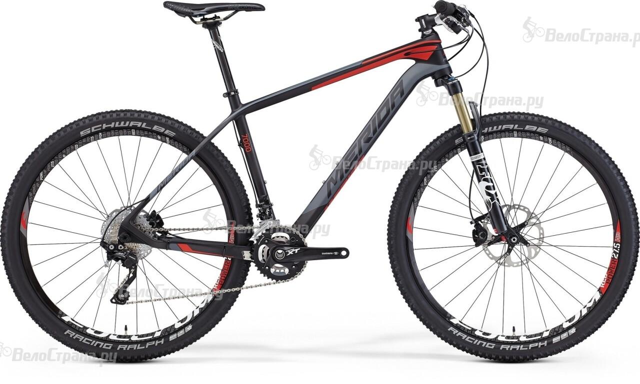 Велосипед Merida BIG.SEVEN 7000 (2015) велосипед merida big seven 100 2015