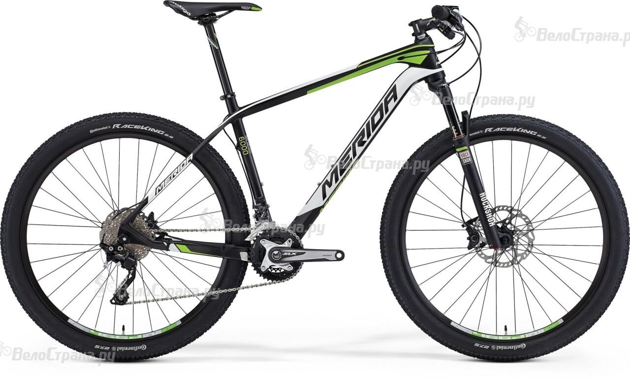 Велосипед Merida BIG.SEVEN 6000 (2015)