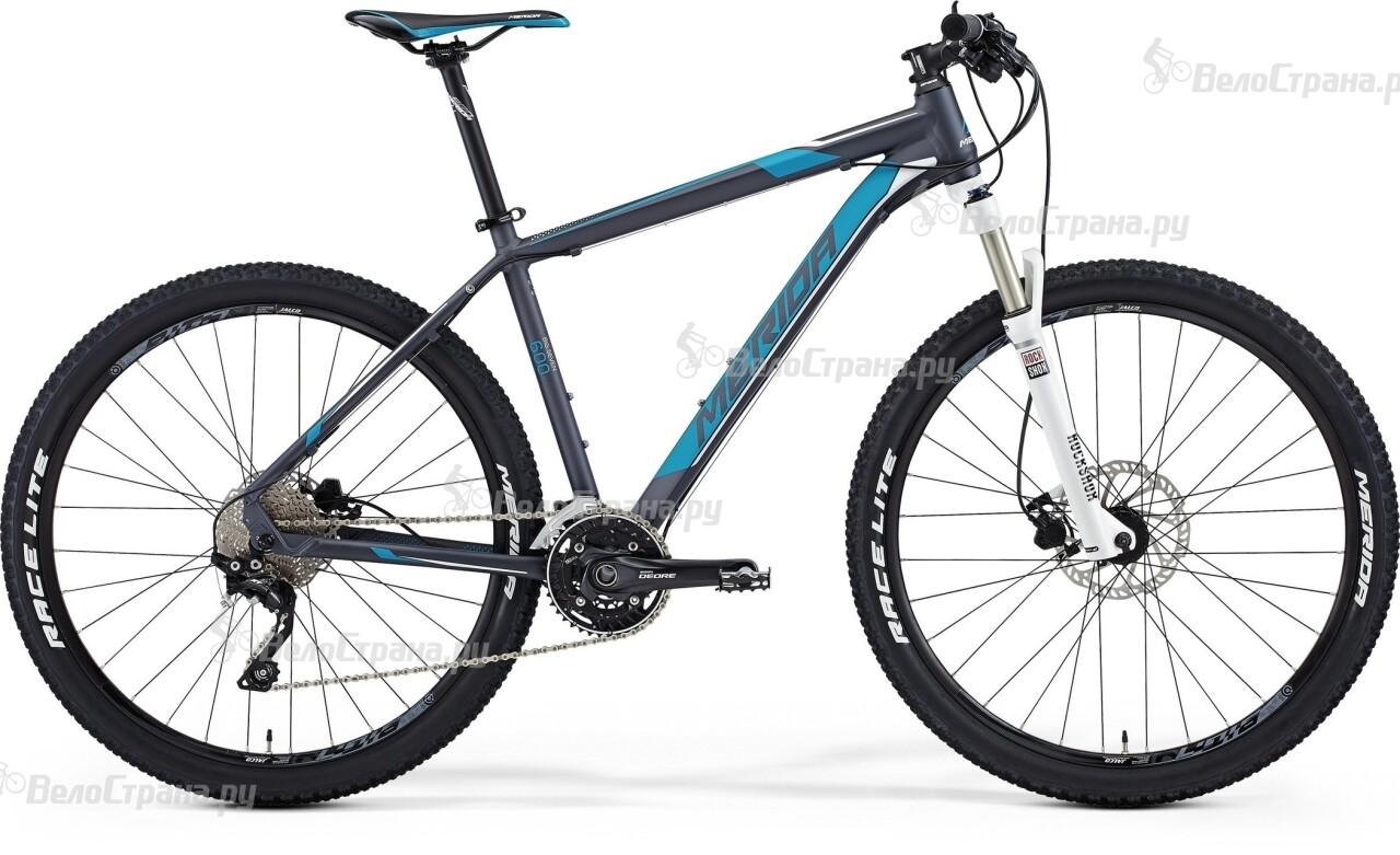 Велосипед Merida BIG.SEVEN 600 (2015) велосипед merida big seven 600 2015