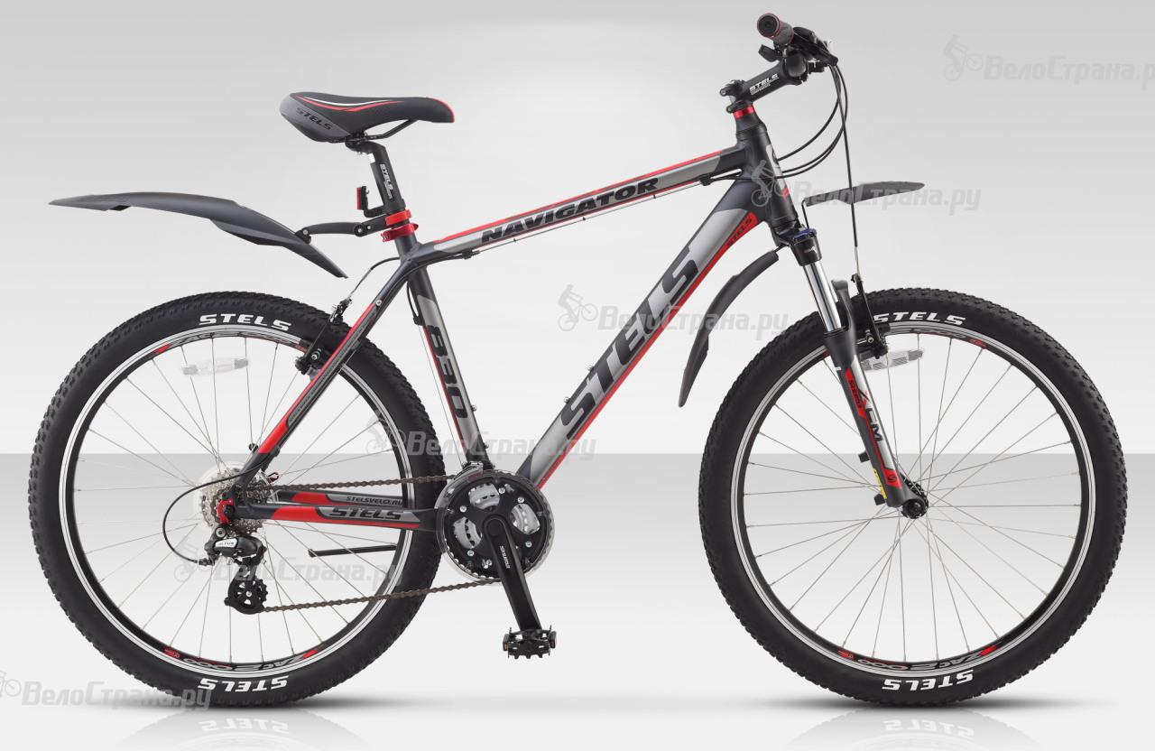 Велосипед Stels Navigator 830 V (2015) велосипед stels navigator 450 v 2016