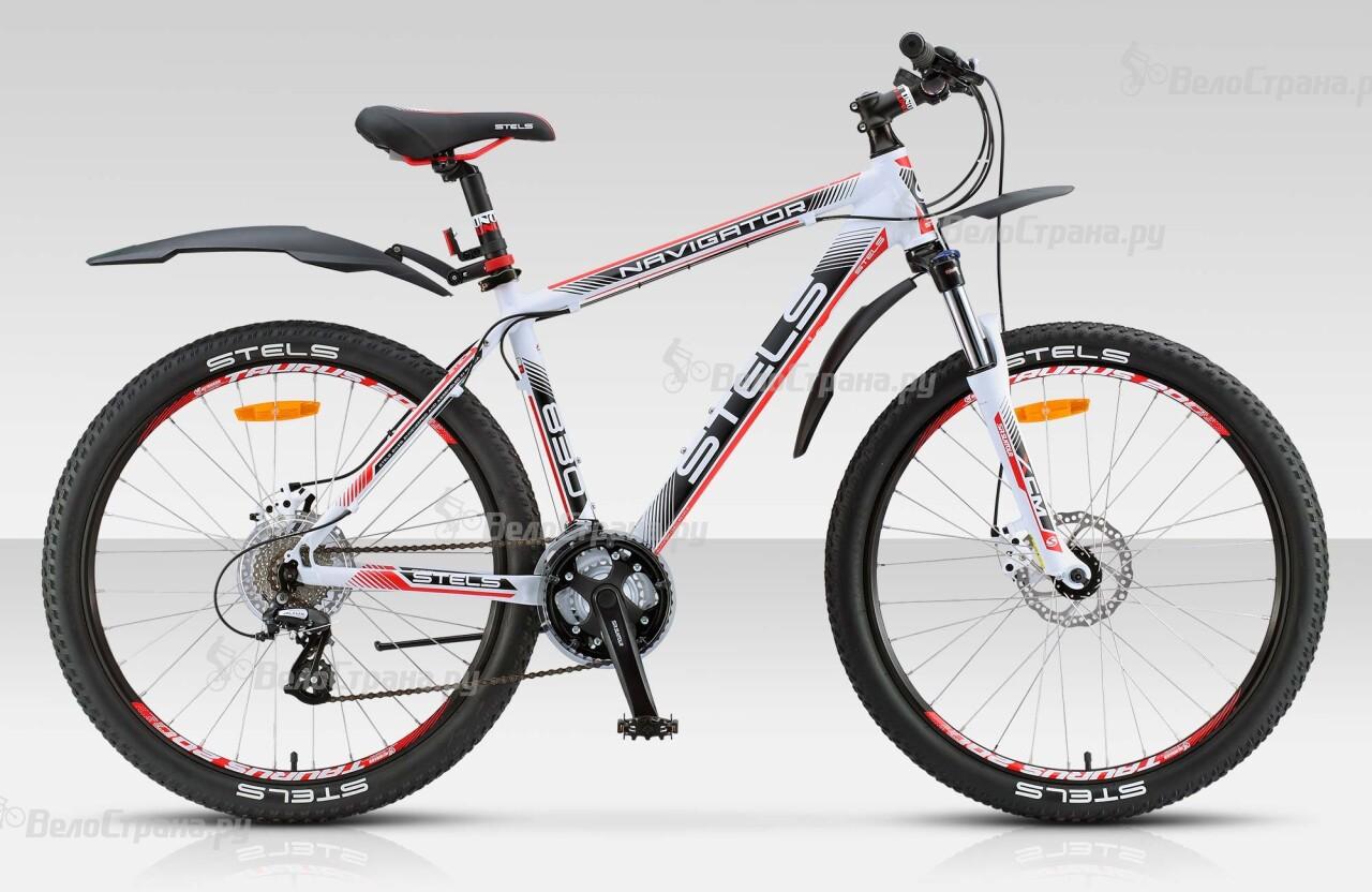 Велосипед Stels Navigator 830 MD (2015) велосипед stels voyager md 2016