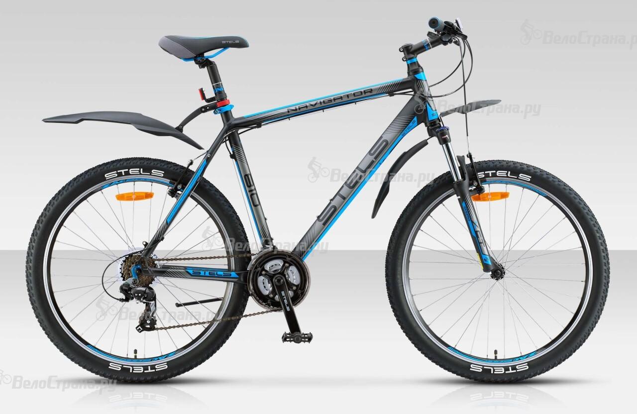 Велосипед Stels Navigator 810 V (2015) велосипед stels navigator 150 3sp 2015