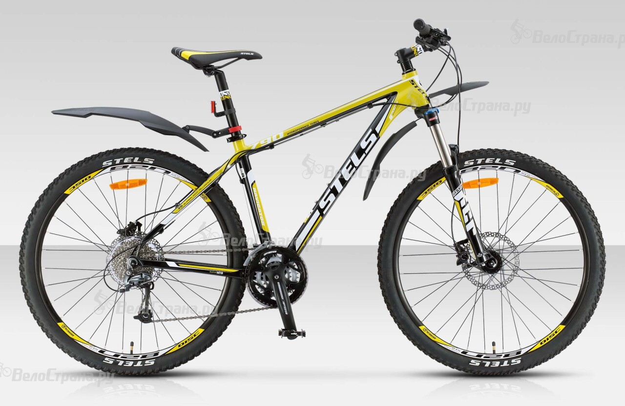Велосипед Stels Navigator 790 D 27.5 (2015) велосипед с корзиной stels navigator 380 gent 20 2015 black green
