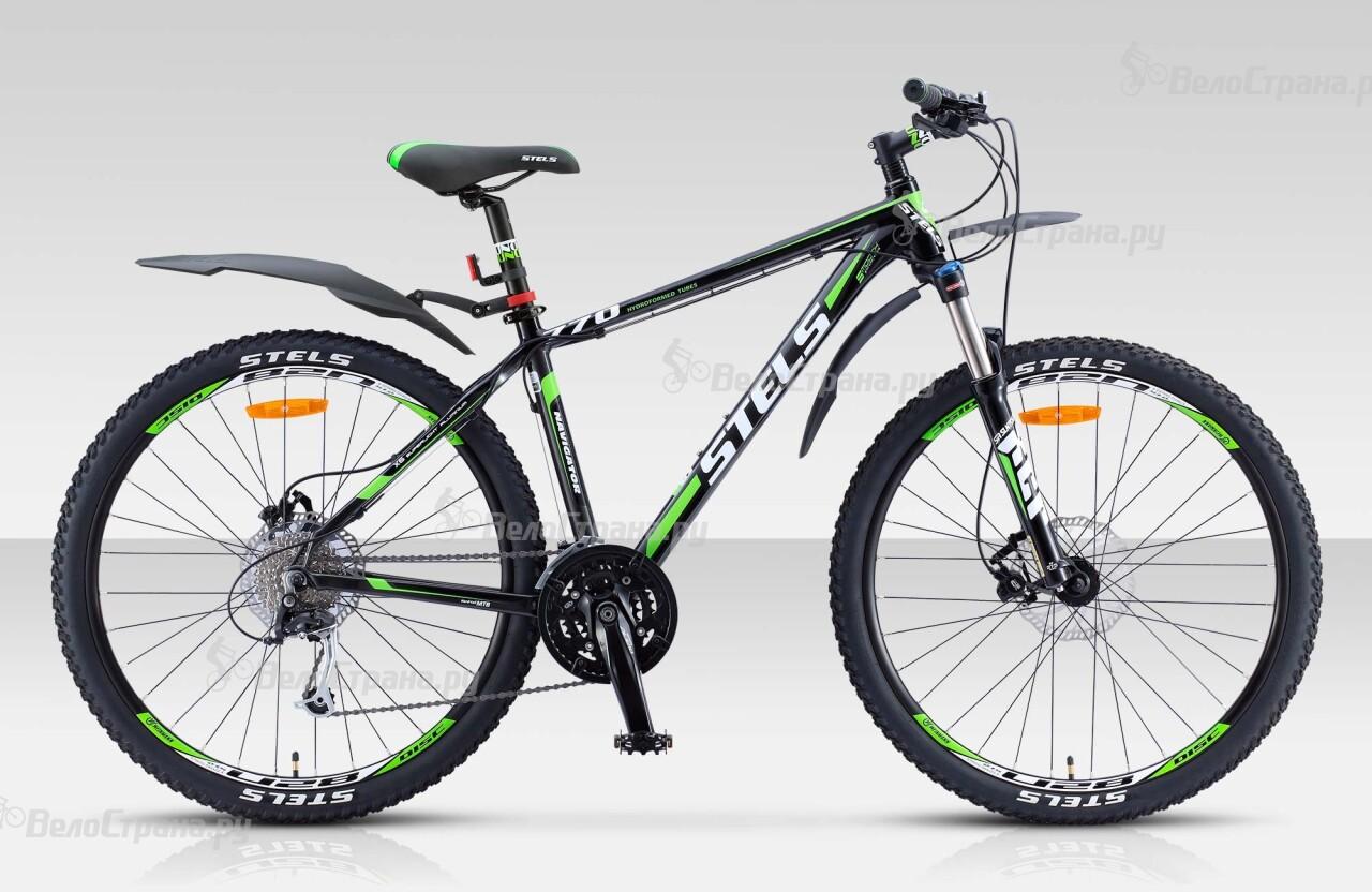 Велосипед Stels Navigator 770 D 27.5 (2015) велосипед stels navigator 310 2015