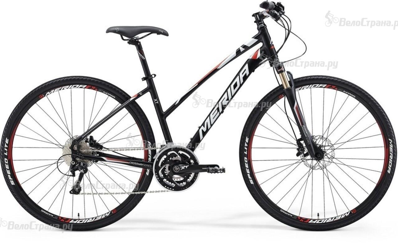 Велосипед Merida Crossway XT-Edition Lady (2014) велосипед merida crossway xt edition lady 2015