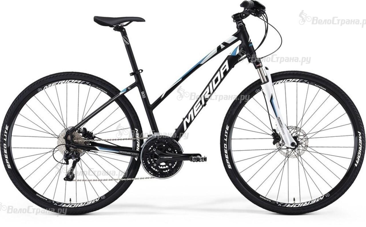 Велосипед Merida Crossway 900 Lady (2014) merida листовые