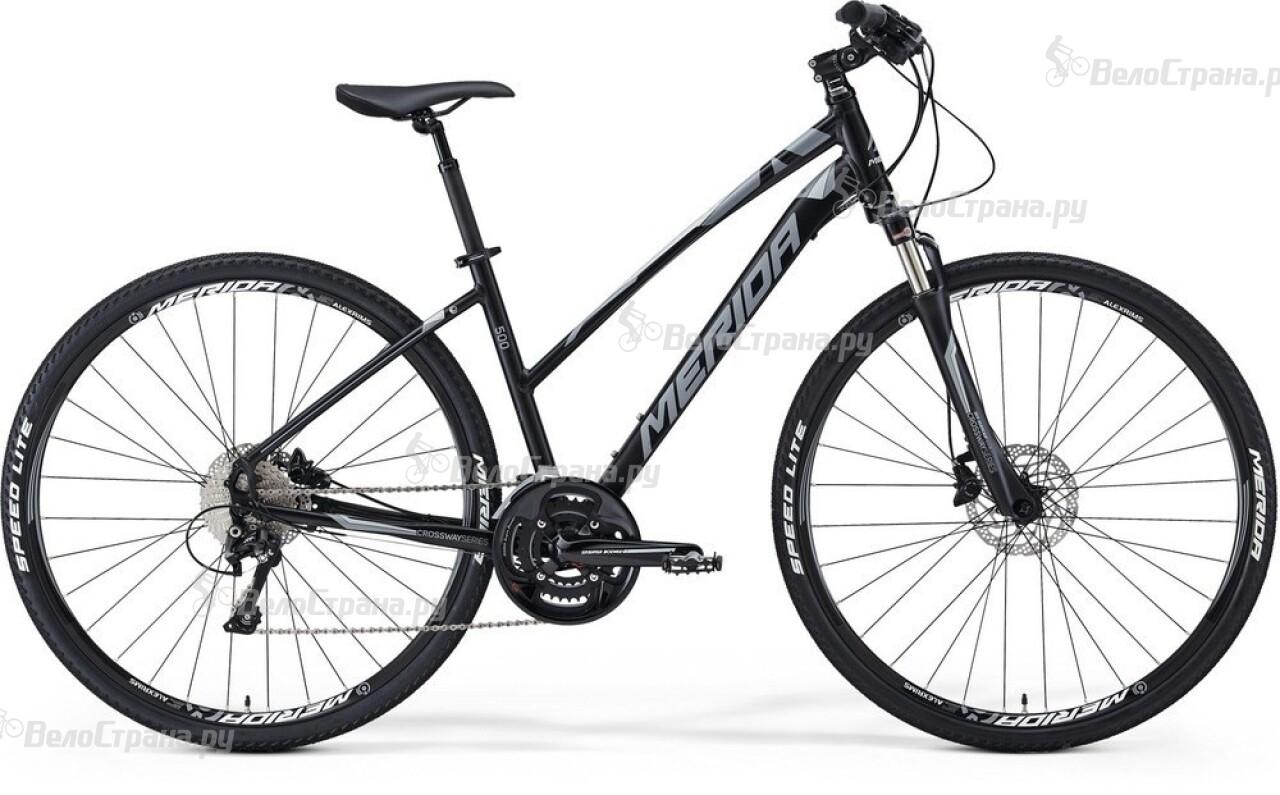 Велосипед Merida Crossway 500 Lady (2014)