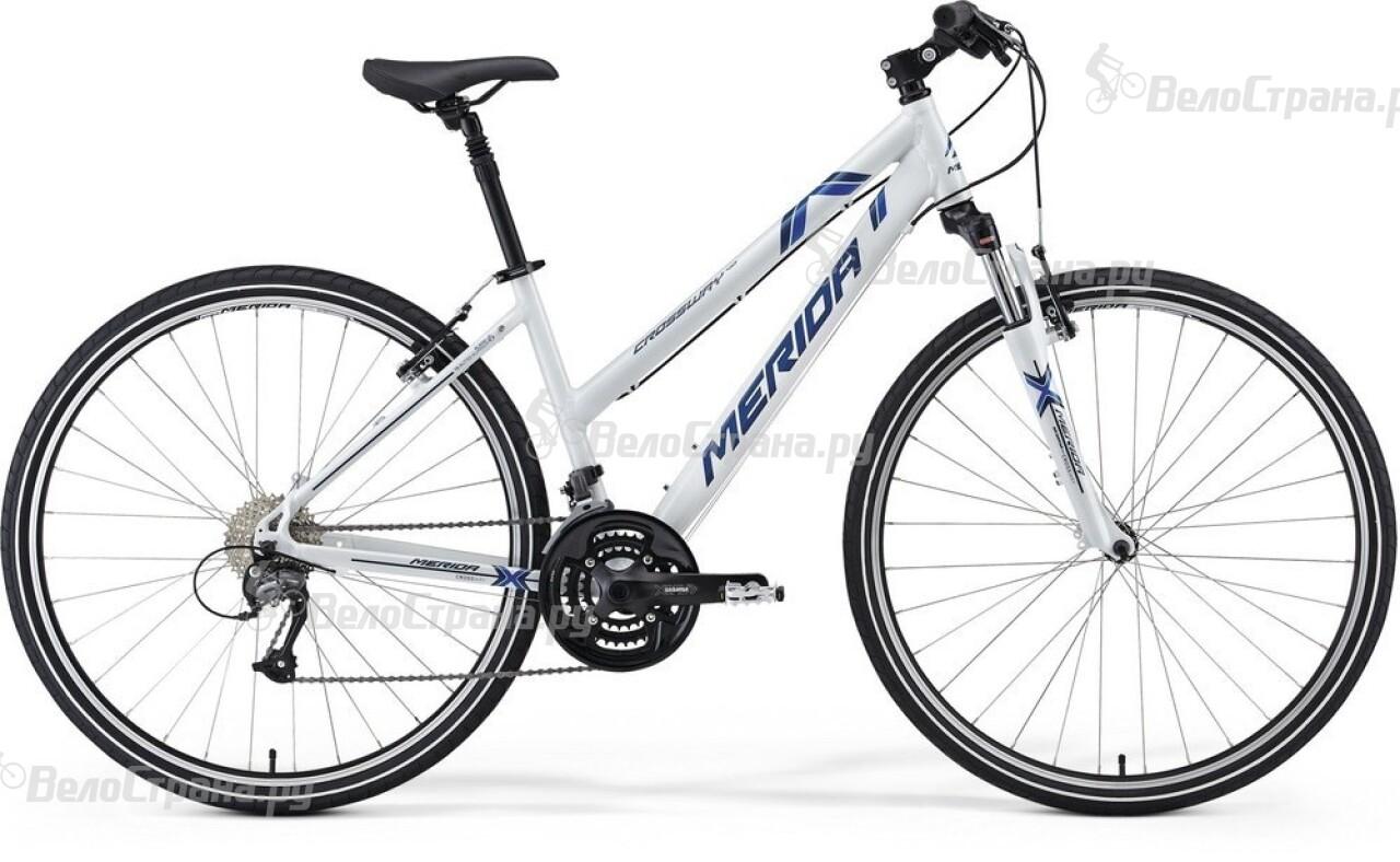 Велосипед Merida Crossway 40-V Lady (2014) voennoplennye v shaxterske 31 07 2014