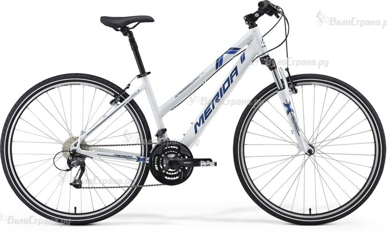 Велосипед Merida Crossway 40-V Lady (2014) spine lady 357 40