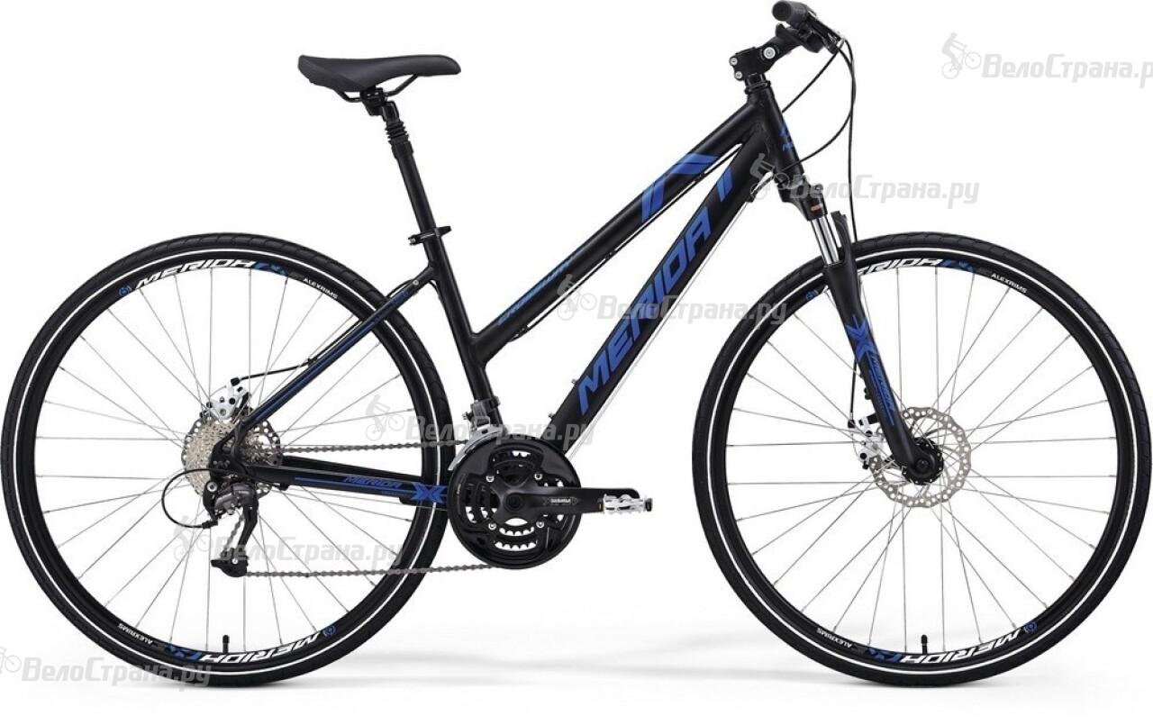Велосипед Merida Crossway 40-MD Lady (2014) spine lady 357 40