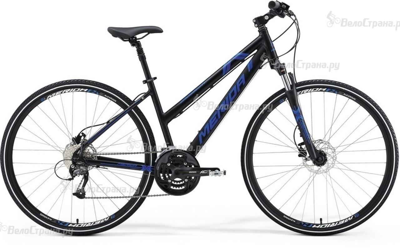 Велосипед Merida Crossway 40-D Lady (2014)