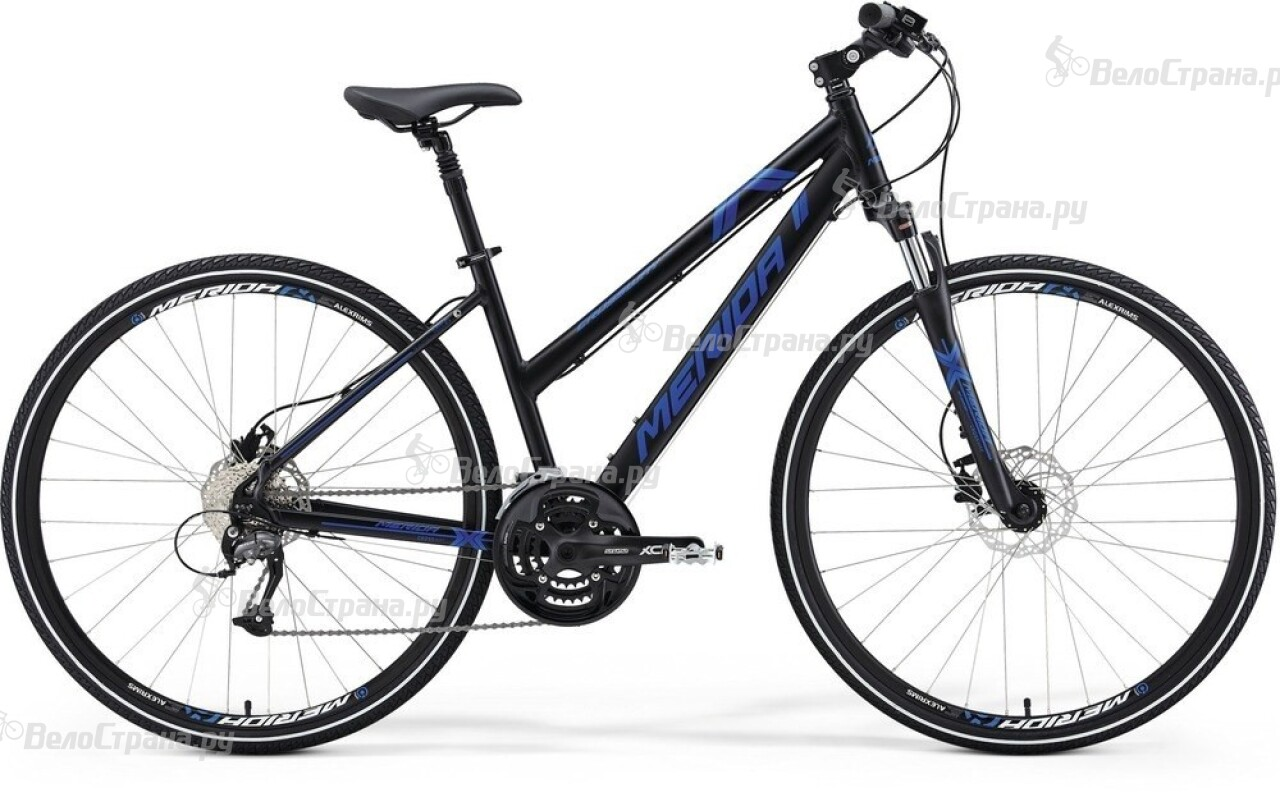 Фото - Велосипед Merida Crossway 40-D Lady (2014)