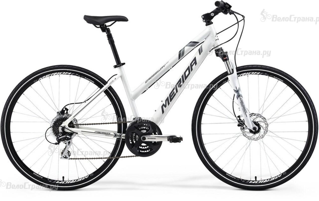 Велосипед Merida Crossway 20-D Lady (2014)