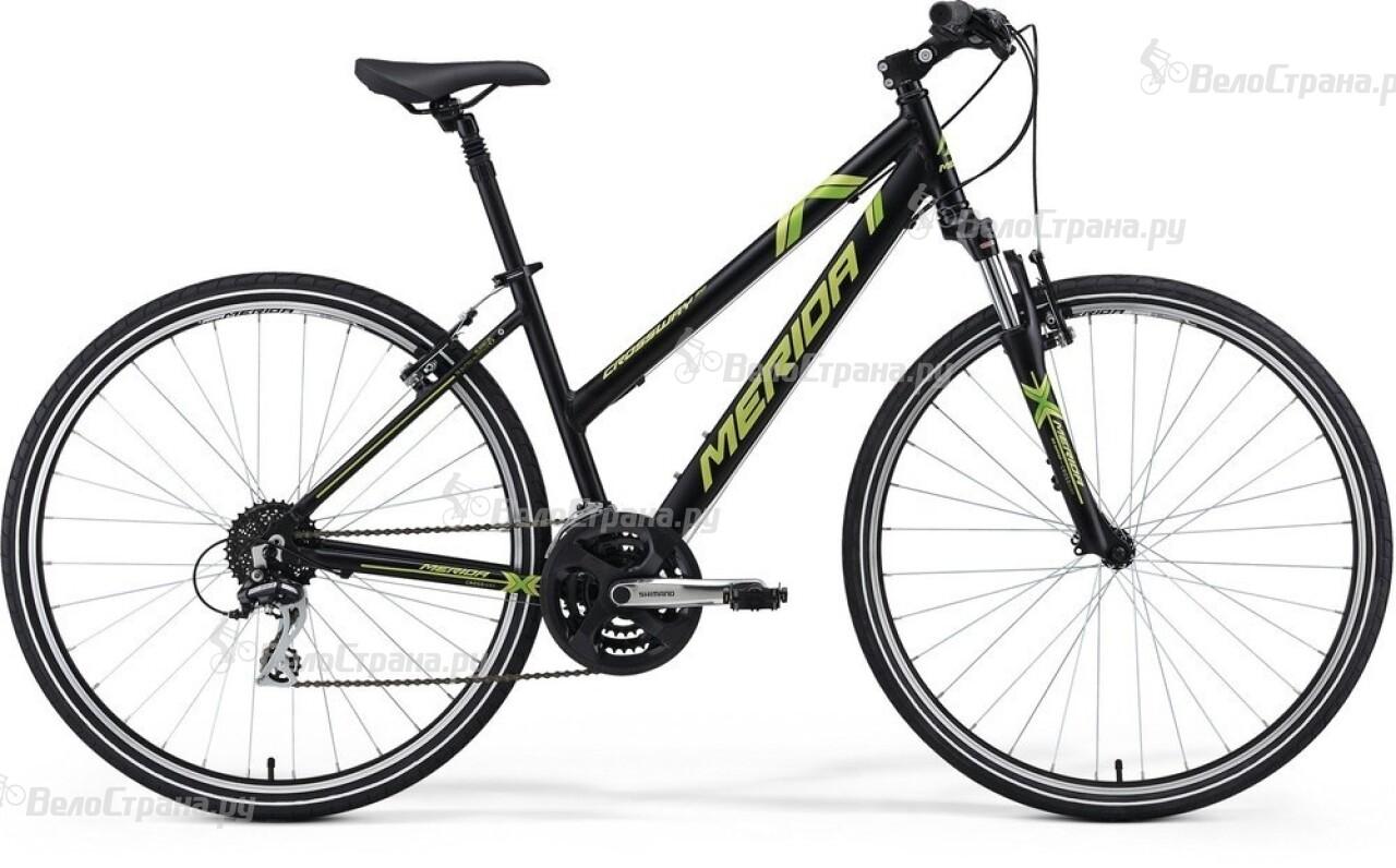 Велосипед Merida Crossway 20-V Lady (2014) велосипед merida crossway urban 20 md lady 2017