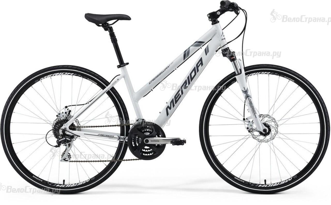 Велосипед Merida Crossway 20-MD Lady (2014) велосипед merida crossway urban 20 md lady 2017