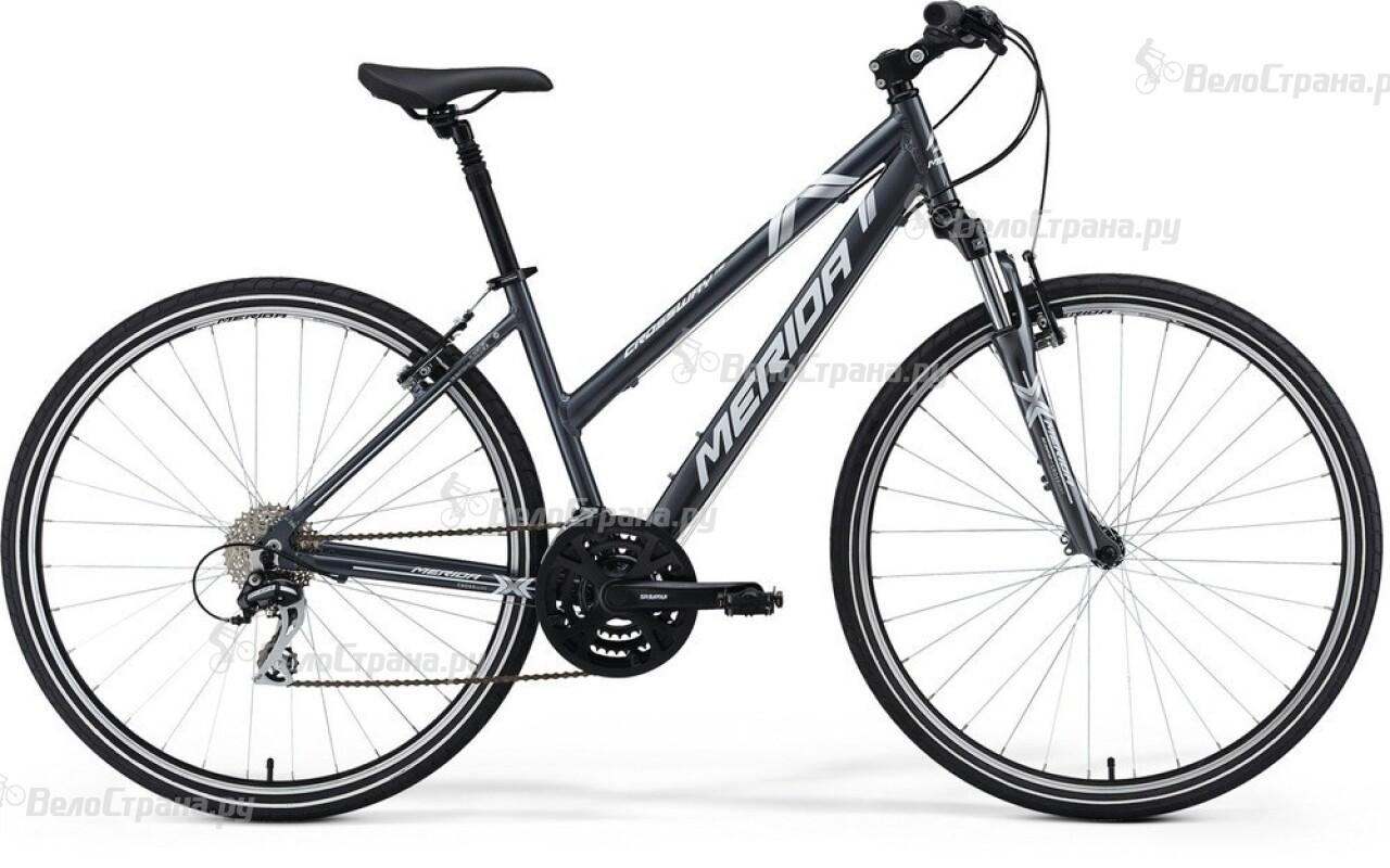 Велосипед Merida Crossway 15 Lady (2014)