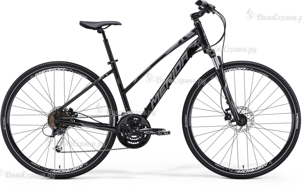 Велосипед Merida Crossway 100 Lady (2014) велосипед merida crossway urban 20 md lady 2017