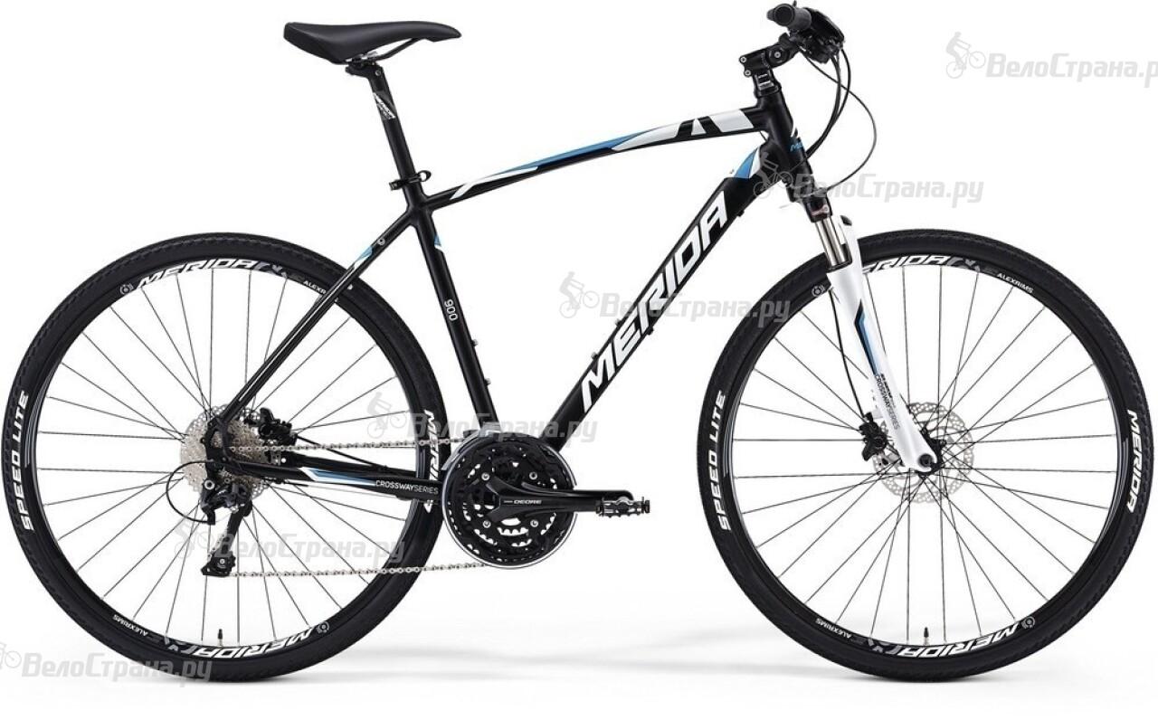 Велосипед Merida Crossway 900 (2014)