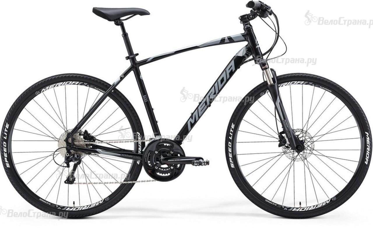 Велосипед Merida Crossway 500 (2014)
