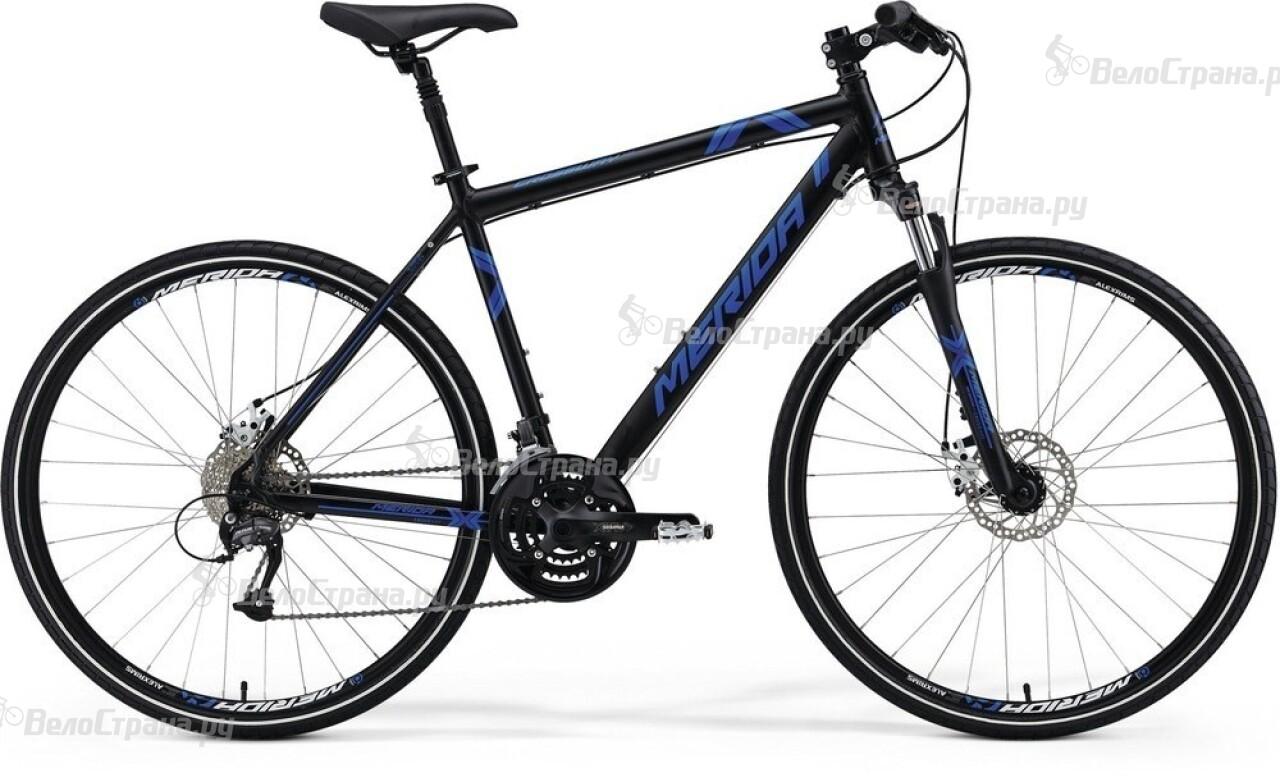Велосипед Merida Crossway 40-MD (2014) велосипед merida crossway urban 20 md lady 2017