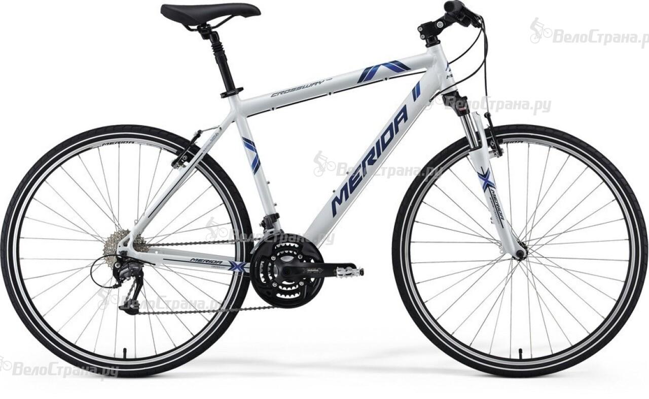 Велосипед Merida Crossway 40-V (2014)