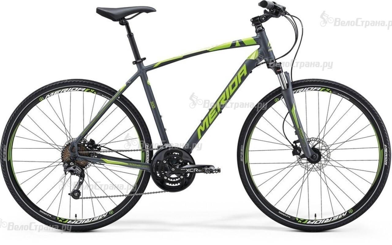 Велосипед Merida Crossway 300 (2014)