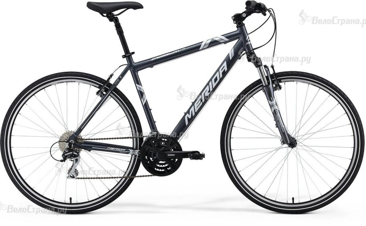 Велосипед Merida Crossway 15 (2014)