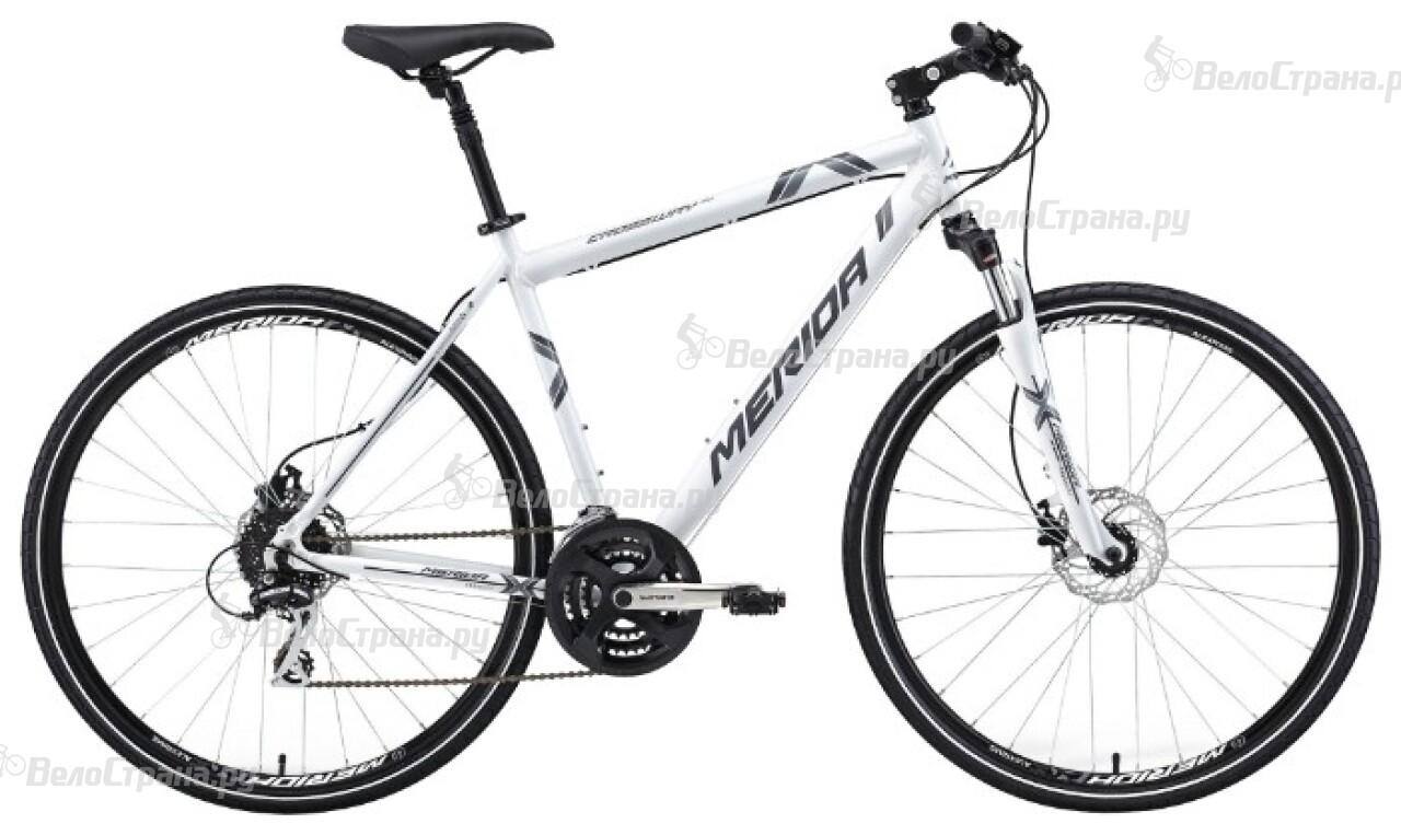 Велосипед Merida Crossway 20-D (2014) удлинитель 1 5м 3 местный с з 3х0 75мм кв
