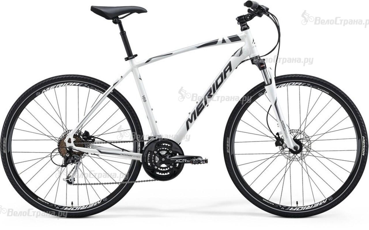 Велосипед Merida Crossway 100 (2014)