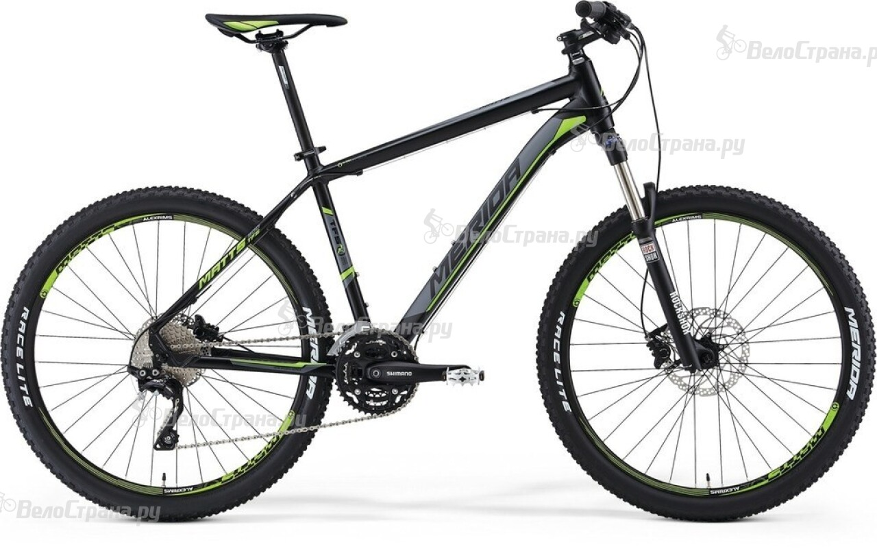 Велосипед Merida Matts 500 (2014)