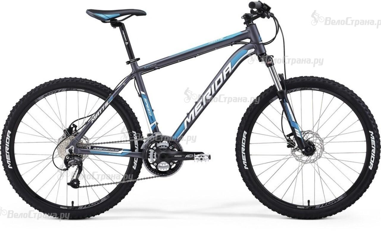 Велосипед Merida Matts 40-D (2014) велосипед merida matts 100 2014