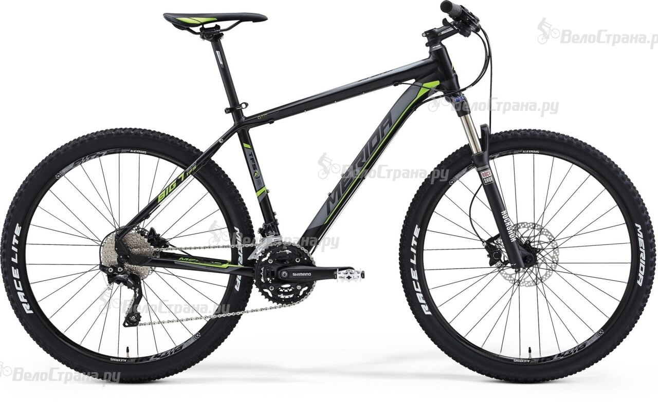 Велосипед Merida Big.Seven 500 (2014)