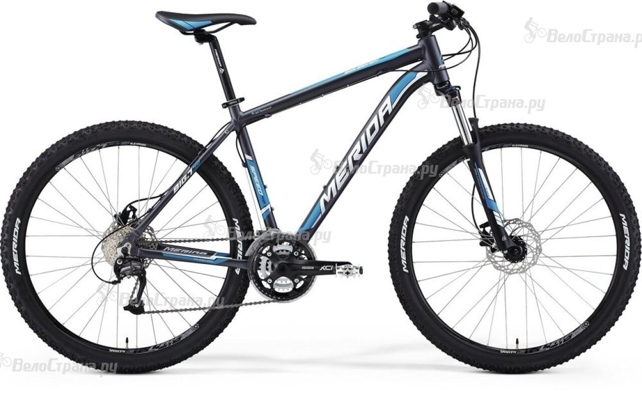 Велосипед Merida Big.Seven 40 (2014) велосипед wheeler protron 40 2014