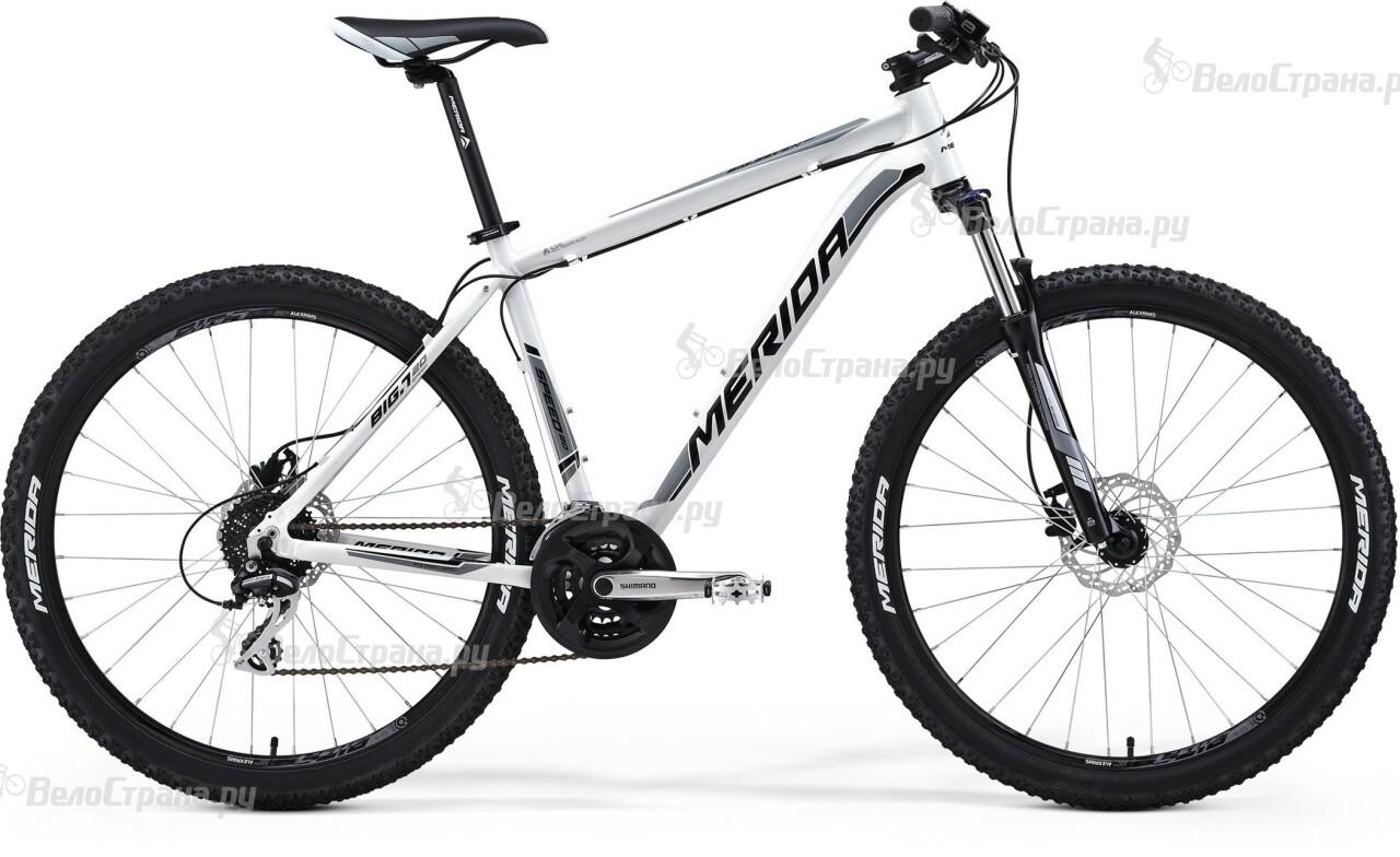 Велосипед Merida Big.Seven 20-D (2014) вороток kraft кт 700628