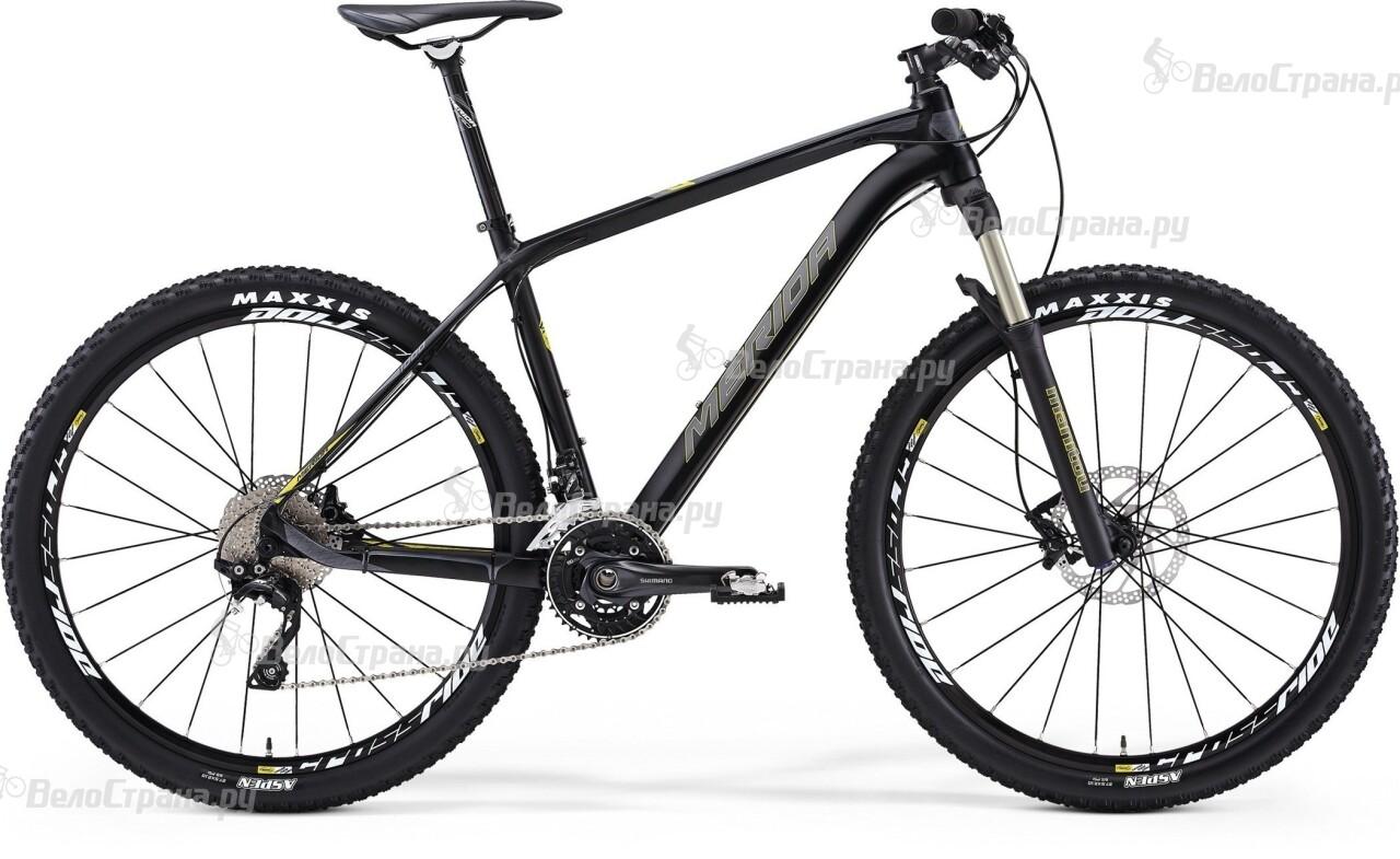 Велосипед Merida Big.Seven 1000 (2014) соседова а 1000 потрясающих впечатлений