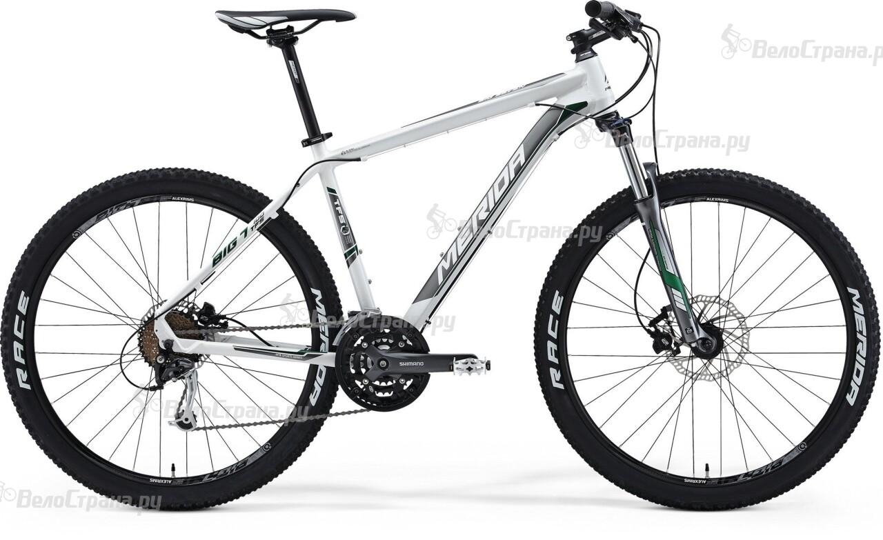 Велосипед Merida Big.Seven 100 (2014)