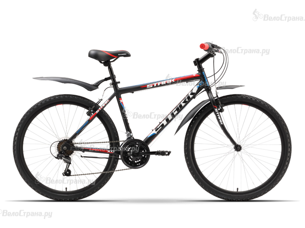 цена Велосипед Stark Respect (2016) онлайн в 2017 году