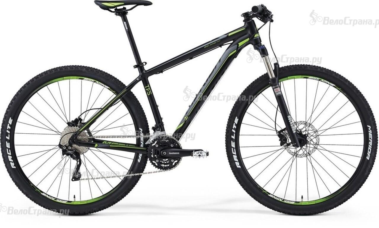 Велосипед Merida Big.Nine 500 (2014)