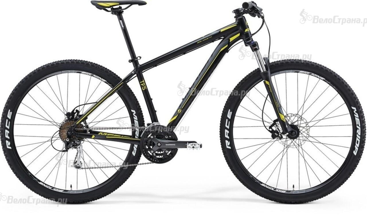 Велосипед Merida Big.Nine 100 (2014)