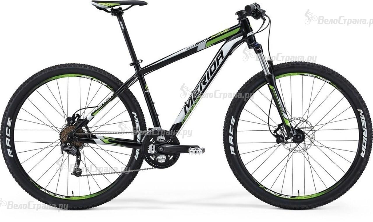Велосипед Merida Big.Nine 300 (2014)