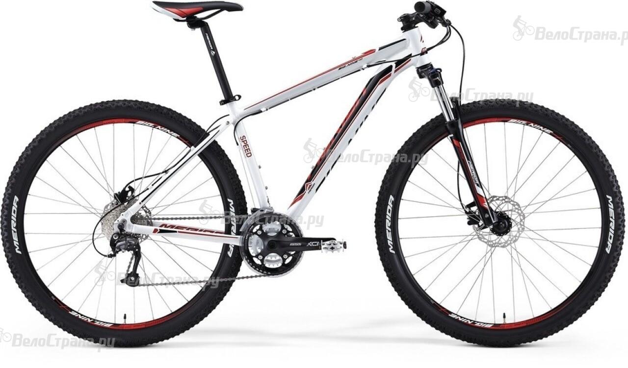 Велосипед Merida Big.Nine 40 (2014) велосипед wheeler protron 40 2014